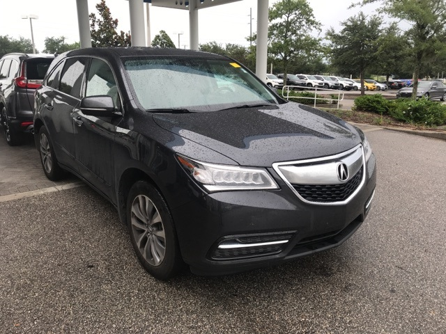 PreOwned Acura MDX For Sale In Clermont Orlando FL JEA - Acura mdx pre owned for sale