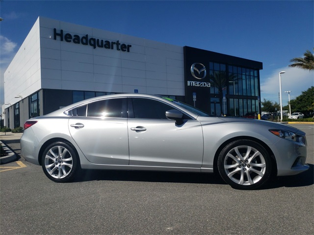 Certified Pre-Owned 2016 Mazda6 i Touring CERTIFIED