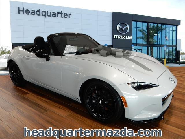 New 2017 Mazda Miata Club