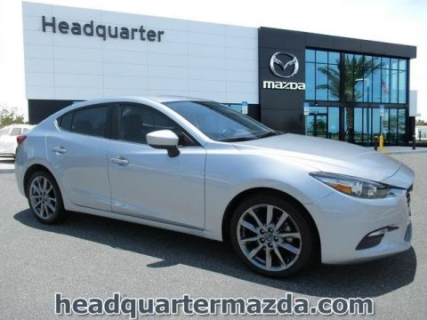 Certified Pre-Owned 2018 Mazda3 Touring CERTIFIED