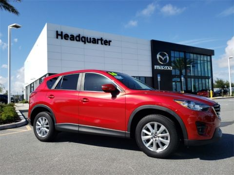 Certified Pre-Owned 2016 Mazda CX-5 Touring CERTIFIED