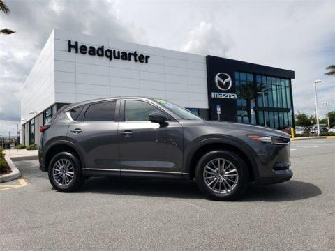 Certified Pre-Owned 2017 Mazda CX-5 Touring CERTIFIED